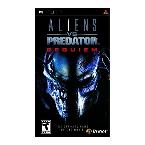 Alien Vs Predator Requiem PSP
