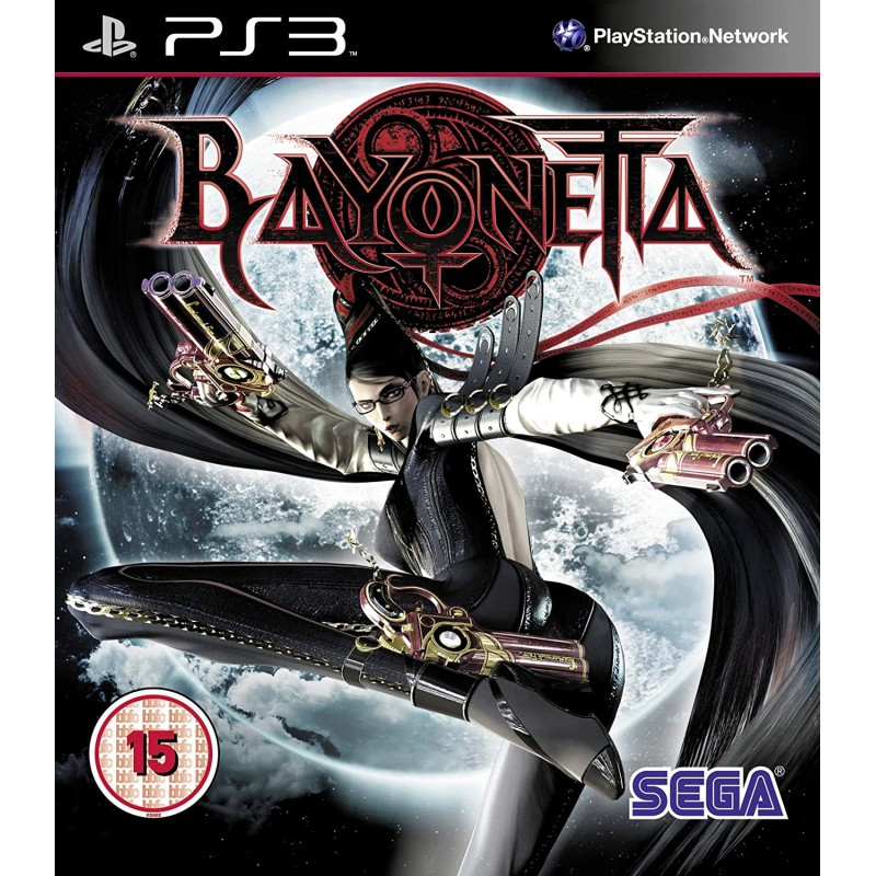 PS3 Bayonetta