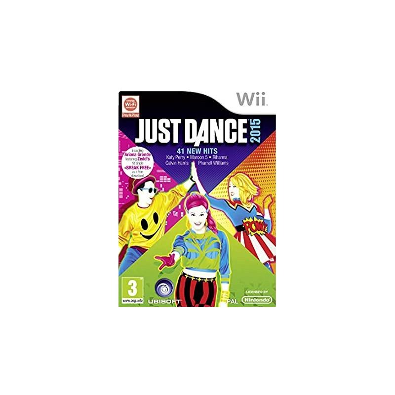 JUST DANCE 2015 NINTENDO WII