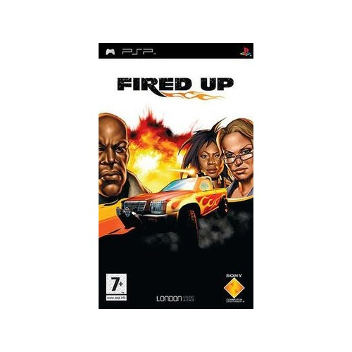 Fired Up Sony PSP