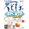 Sports Party Nintendo Wii