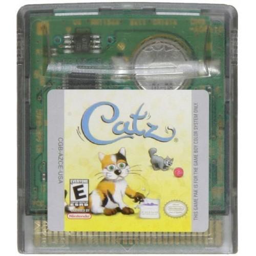 Catz Nintendo GameBoy Color