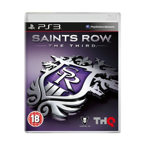 Saints Row The ThIrd For Sony PS3