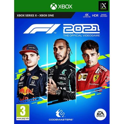 F1 2021 Microsoft Xbox