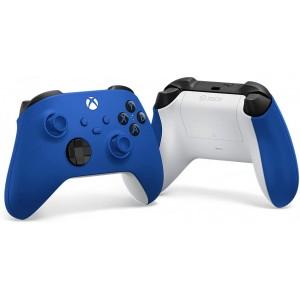 Žaidimų pultelis Xbox Series X Wireless Controller Shock Blue (Mėlynas)