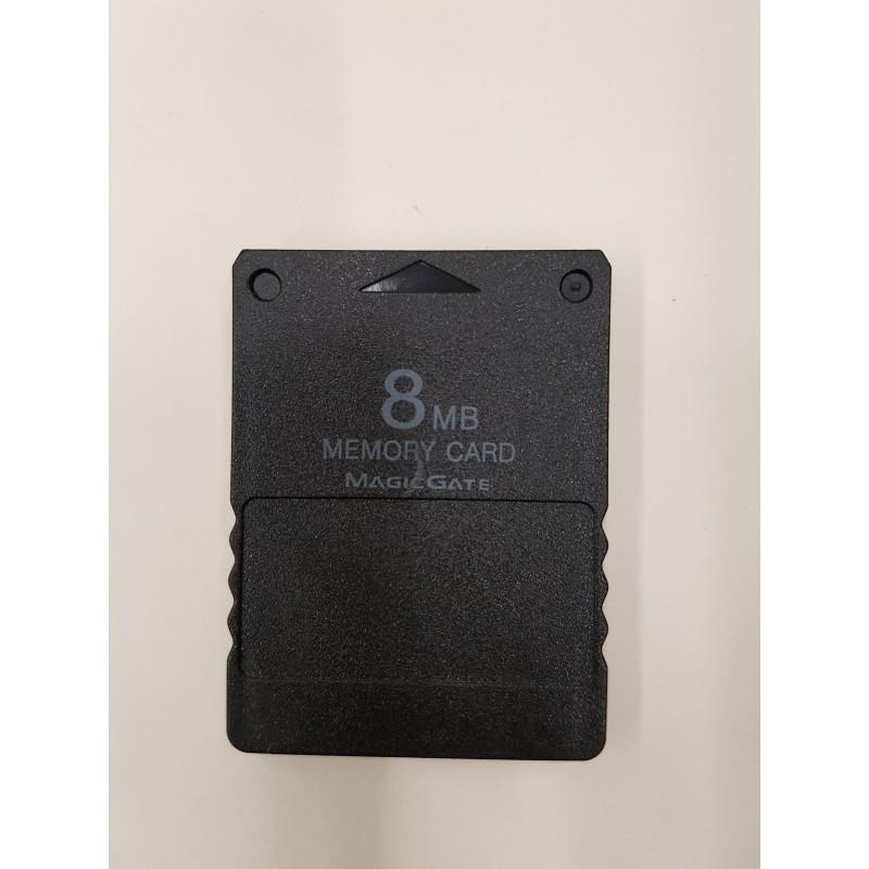 PS2 atminties kortelė