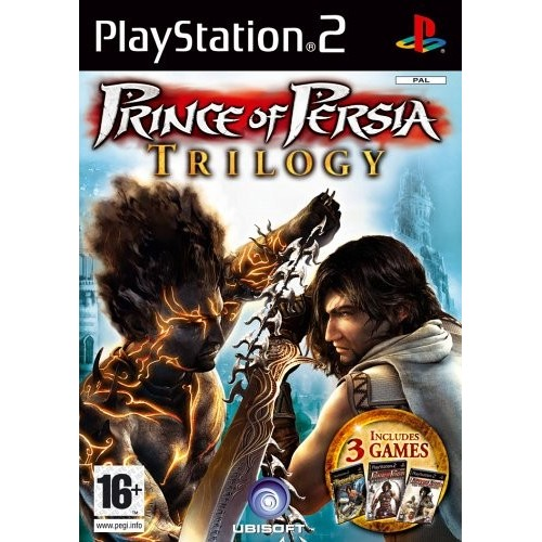 Prince of Persia: Trilogy