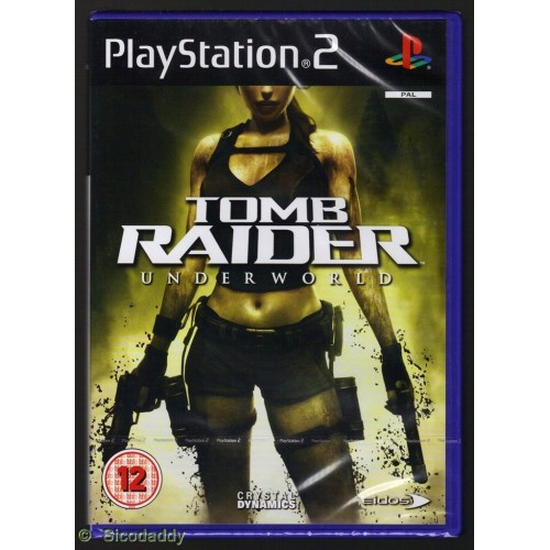 Tomb rider: Underworld