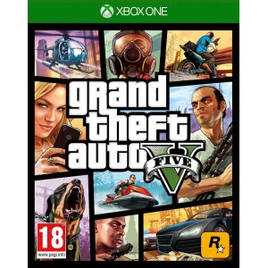 Grand Theft Auto: V XBOX ONE