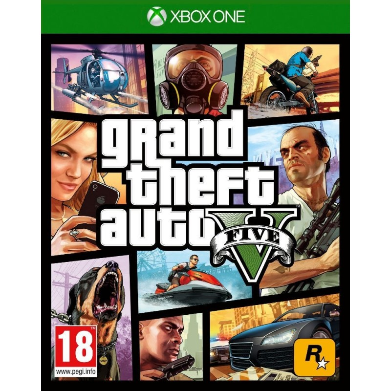 Grand Theft Auto: Five
