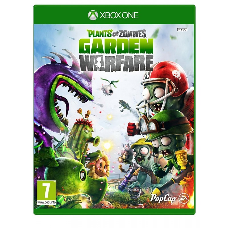 Plants vs zombies garden warfare aidim baz - Plants vs zombies garden warfare for wii u ...