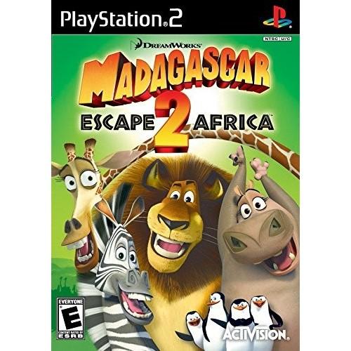Madagascar 2: Escape Africa