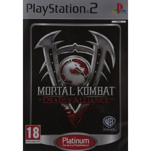 Mortal combat Deadly Alliance