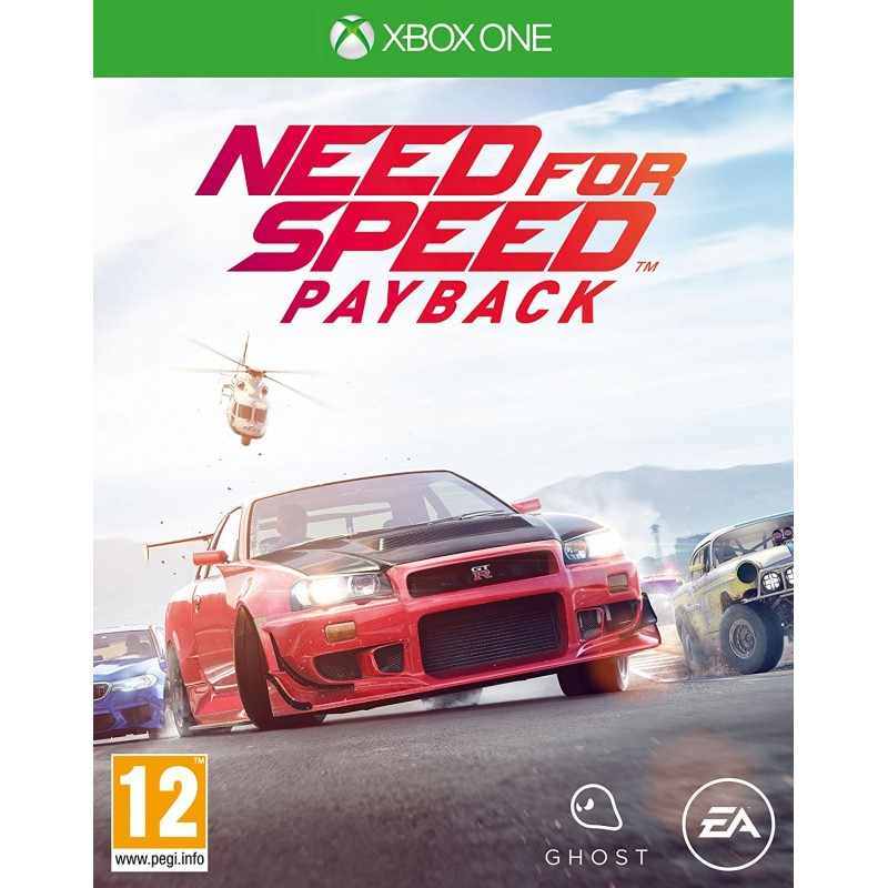 need for speed payback xbox one aidim baz. Black Bedroom Furniture Sets. Home Design Ideas